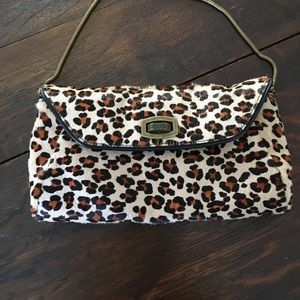 Anne Taylor Leather Purse